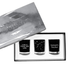 Namaste - Trio Candle Set