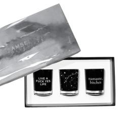 Namaste - Trio Candle Set