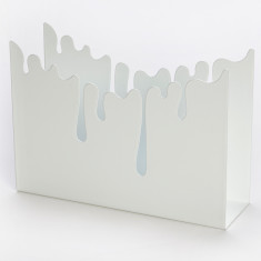 Dripping Napkin Holder - White - by Artori Design