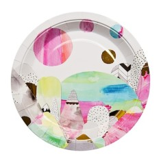 Art series plates - Laura Blythman (2 packs)