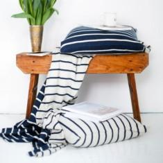 Striped Cushion Cover (2 colours)