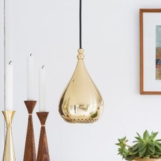 Brass & Copper Pendants (2 sizes)