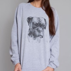 Boxer Sweater
