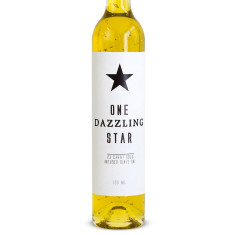 One dazzling star 23 carat gold infused oil
