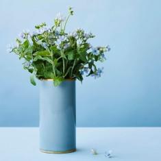 Crackled Ceramic Vase