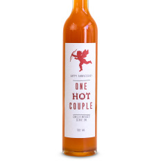 Anniversary one hot couple chilli oil