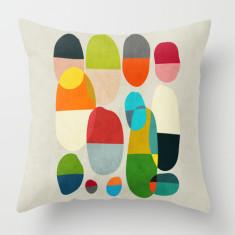 Jagged little pill cushion cover