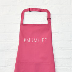 Mum life mother's day apron