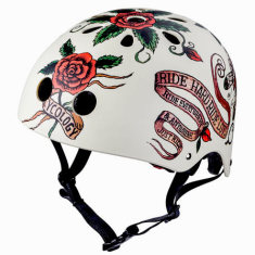 Rose urban helmet