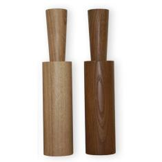Timber salt & pepper mills