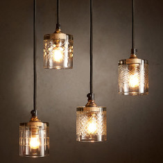 Scotch pendant light (various designs)