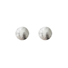 Marrakech Stud Earrings in Sterling Silver