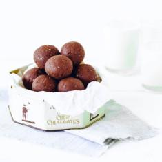 Chocolate & chia protein ball mix