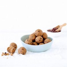 Cookie dough protein ball mix