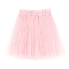 Tutu in powder pink