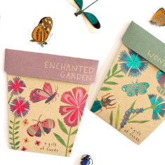 Children's gift of seeds (set of 4)