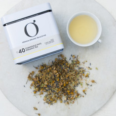 No 40 Chamomile Days Organic Tea Tin
