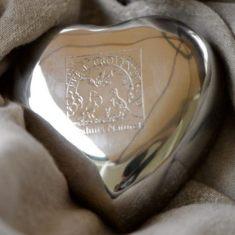 Pre de Provence heart soap & heart travel tin