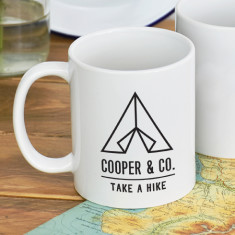 Take a Hike Personalised Adventure Mug