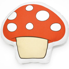 My escape mushroom play cushion