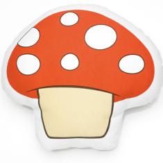 My escape mushroom play cushion