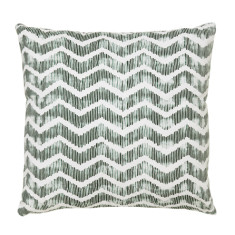Zig zag cushion cover (various colours)