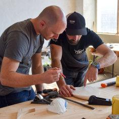 Make Your Own Bodysurfing Handplane Workshop - Gift Card