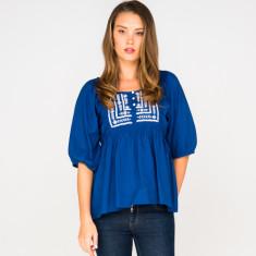Gabriella Blue top