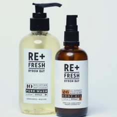 Hydration Body Wash & Oil Duo Pack