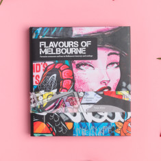 Flavours of Melbourne Book