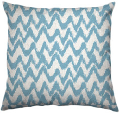 African Chevron Tribal Cushion Cover in Wanaka