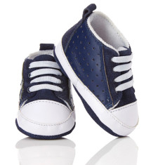 Soft soled unisex trainers