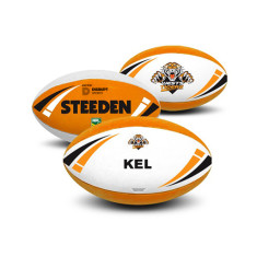 Personalised NRL Steeden Rugby Ball