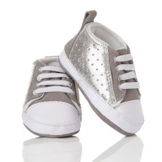 Baby soft soled unisex trainers