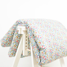 Liberty Print Duvet Cover In Betsy Print