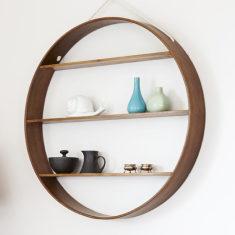 Large circle shelf