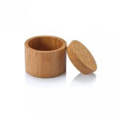 Bambu - Bamboo & Cork Canister Small