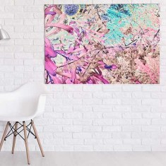 Florence Road - Caramel Blush Print
