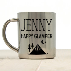 Happy Glamper Outdoor Mug