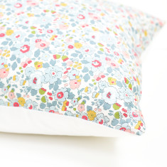 Liberty Print Pillow Case in Betsy Print