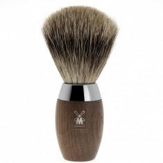 Muhle shaving brush H873 in bog oak