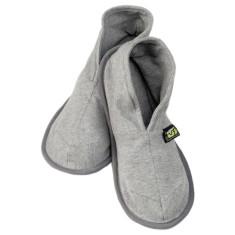 Unisex ash cotton house shoes