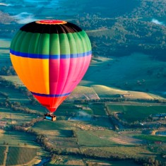 Yarra Valley Sunrise Hot Air Balloon Flight