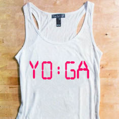 Y0:GA Time Tank