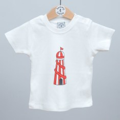 Babies short sleeve t shirt helter skelter