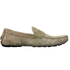 Loafers flap ash men's shoe