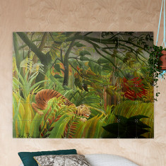 IXXI Henri Rousseau Surprised! wall art (multiple sizes)