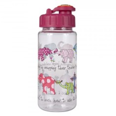 Tyrrell Katz Elephants tritan drink bottle