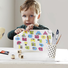 Stamp your ABC early learning set