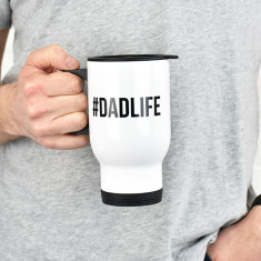 Dadlife Travel Mug